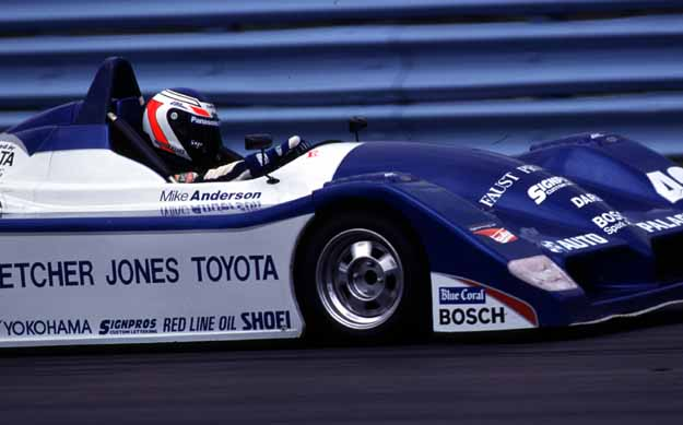 MA Watkins Glen Sports Toyota